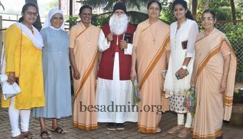 Memorable Visit of Sr. Mariette BS Secretary, Bethany Educational Soceity, Mangalore