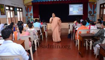 Orientation Programme-St Theresa's School, Bendur