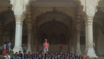 Educational Tour to Delhi and Agra