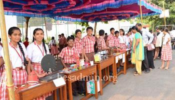 Science Exhibition,St Theresa's School Bendur, Mangaluru