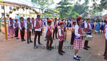 Holy Family High School Annual Day Glimpses
