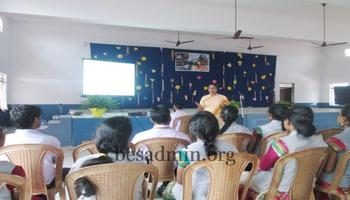 Seminar on Human Trafficking to the Teachers & Parents