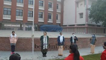 Republic Day Celebrations at Sacred Heart Convent School, Ludhiana