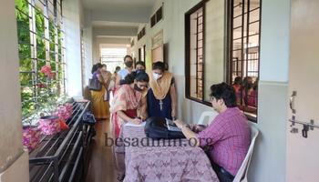 Mangalore City Corporation Meeting- St Theresa's School, Bendur – Mangaluru