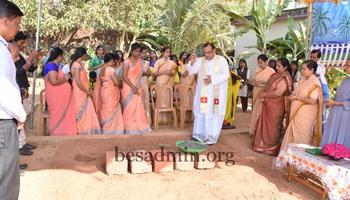 Laying of Foundation Stone