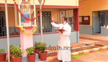 Rosa Mystica Salutes Alma Mater