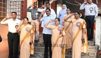 Annual Day Celebration-Sacred Hearts' Eng. Med. School, Kulshekar