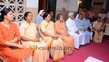 Blessings and Inauguration of St Theresa's School Elevator